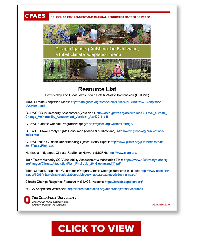 EPN Webinar  - Resource List