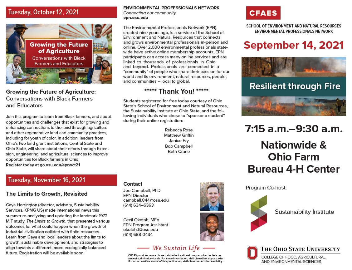 EPN September program