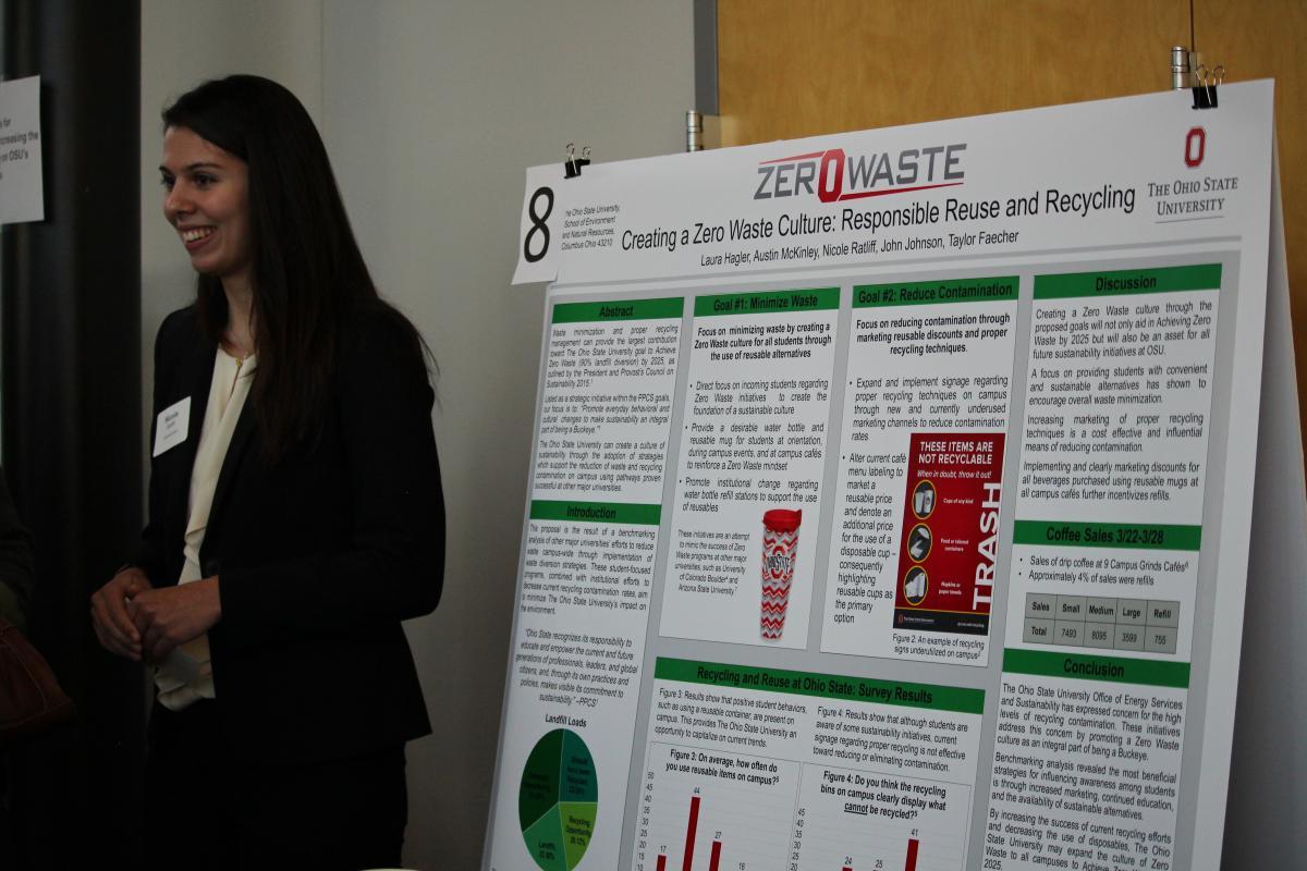 capstone student presentation (April 2016)