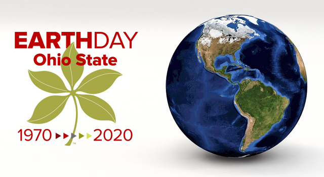 April 2020 Earth Day Celebration logo